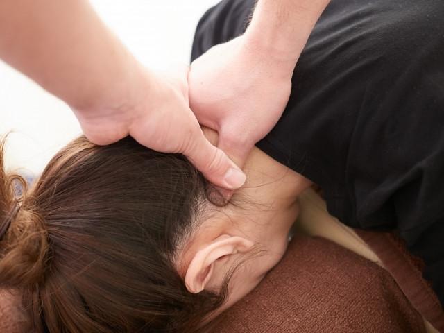 トリガーポイントによる施術で痛みを取り除きます