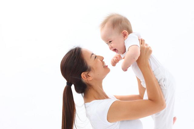 不調が改善されると子育ても楽しくなります