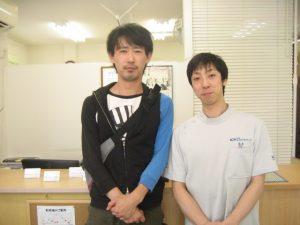 高田さんと2ショット