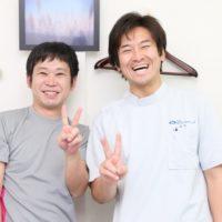 増田さん2ショット
